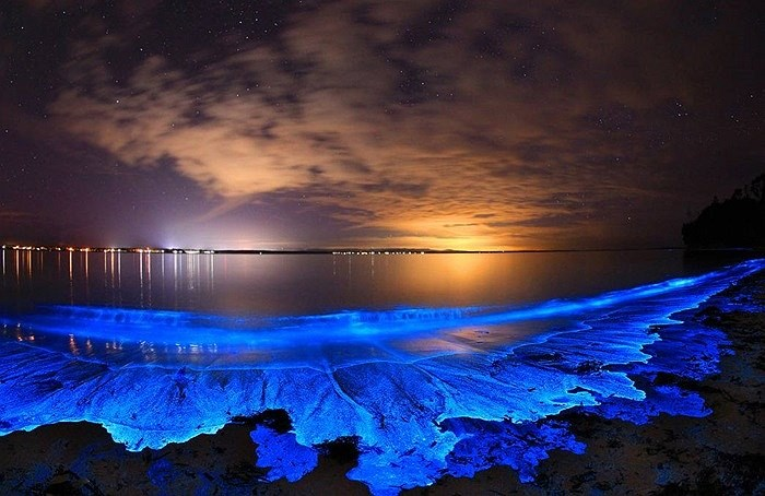 Khám phá 10 bãi biển kỳ lạ và tuyệt đẹp trên khắp thế giới 4