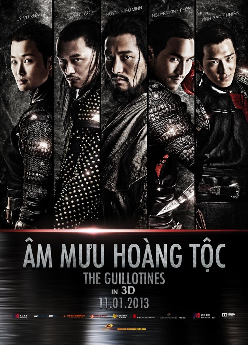 Danh sách 10 bộ phim hành động Hong Kong hay nhất mọi thời đại 8