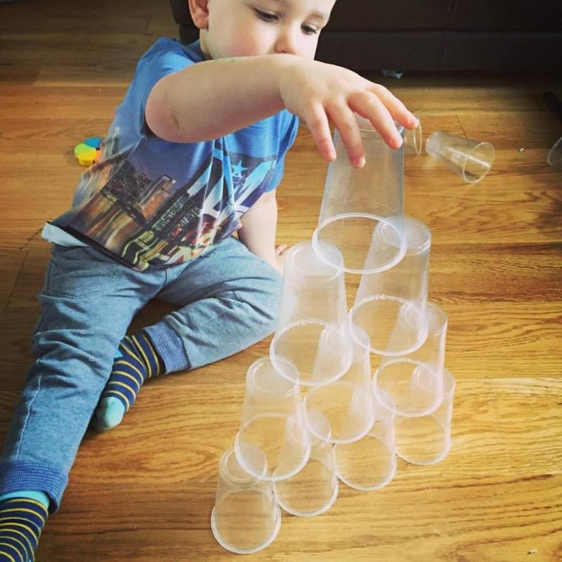 Mách mẹ 10 trò chơi sáng tạo kích thích trí thông minh cho bé 13
