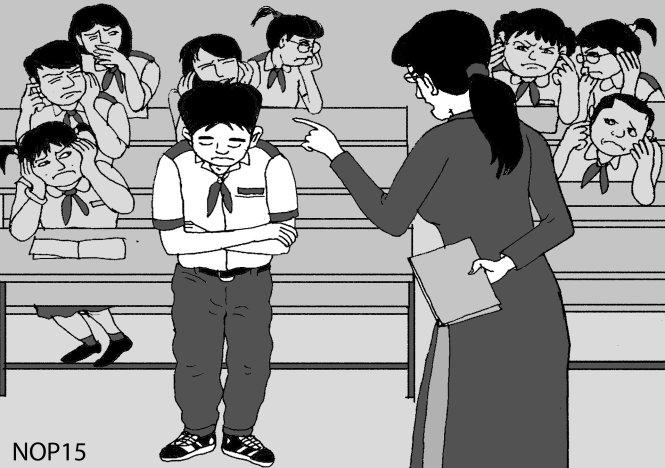 Tuyển chọn 10 tình huống sư phạm thường gặp ở tiểu học và cách gải quyết hay nhất cho giáo viên 6