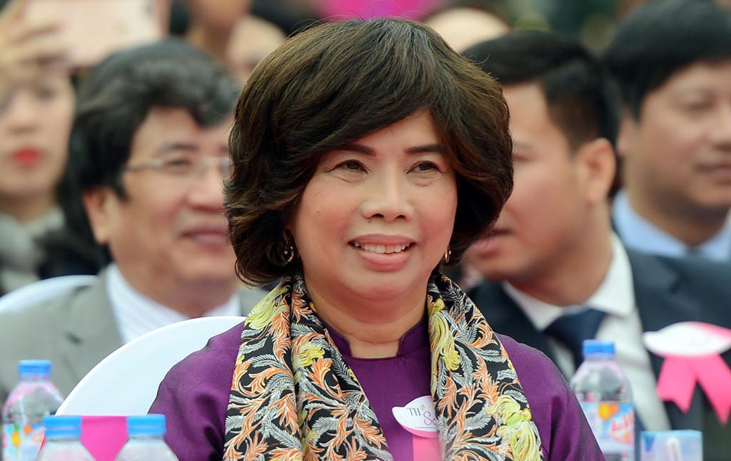 Top 10 Nữ Tướng giàu có và quyền lực nhất Việt Nam hiện nay 5