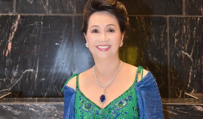 Top 10 Nữ Tướng giàu có và quyền lực nhất Việt Nam hiện nay 7