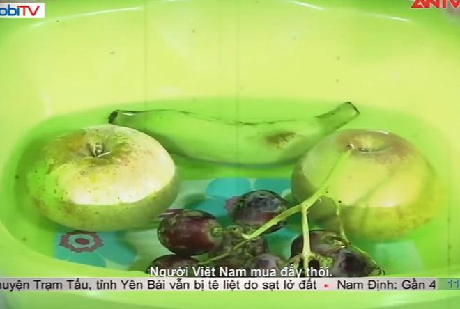 """""""Hé lộ"""" bí mật công nghệ khiến hoa quả nhập từ Trung Quốc về Việt Nam tươi mãi không héo 3"""