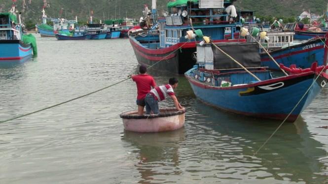 Bão số 12 tăng cấp, cách bờ biển Khánh Hòa-Ninh Thuận khoảng 400km 2